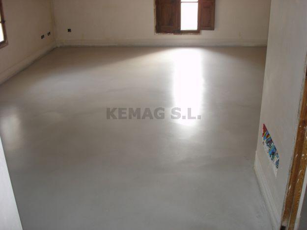 Microcemento versus cemento pulido kemag pavimentos - Microcemento precios m2 ...