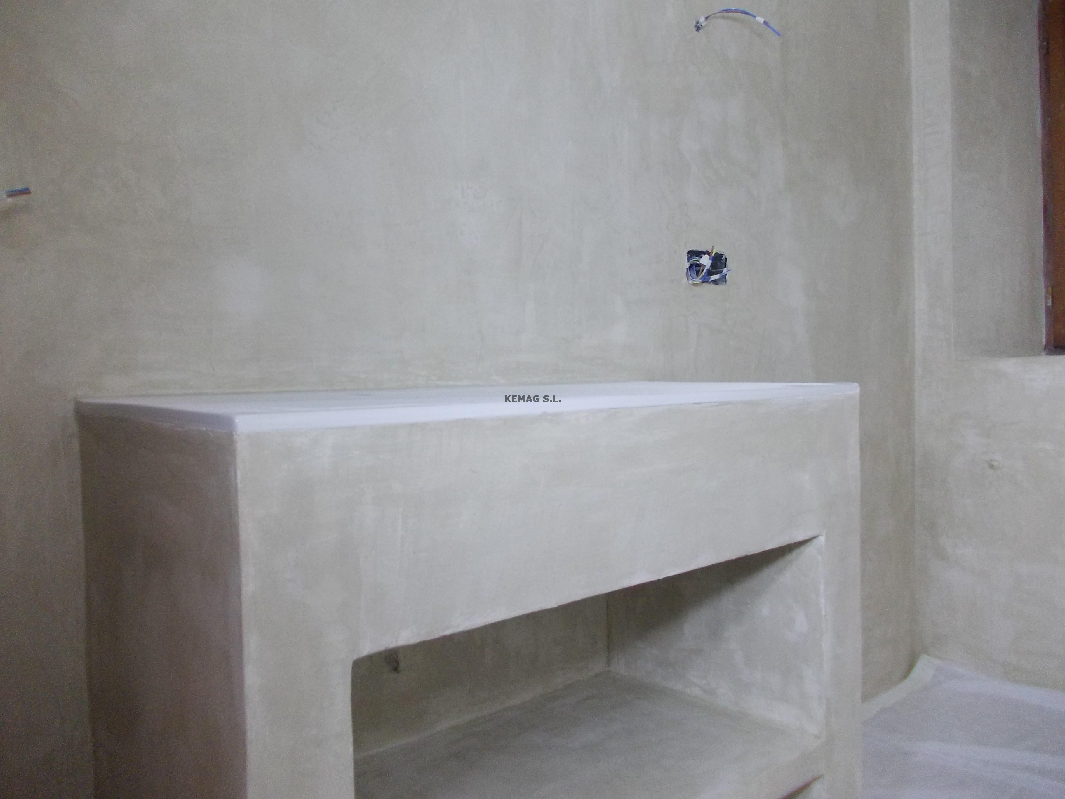 Admin autor en kemag pavimentos - Microcemento sobre azulejos ...