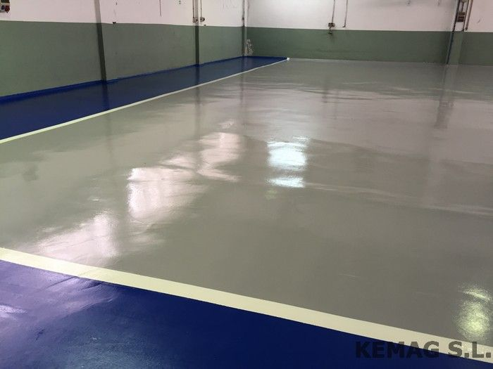 suelo de resina en vizcaya kemag pavimentos On suelo resina