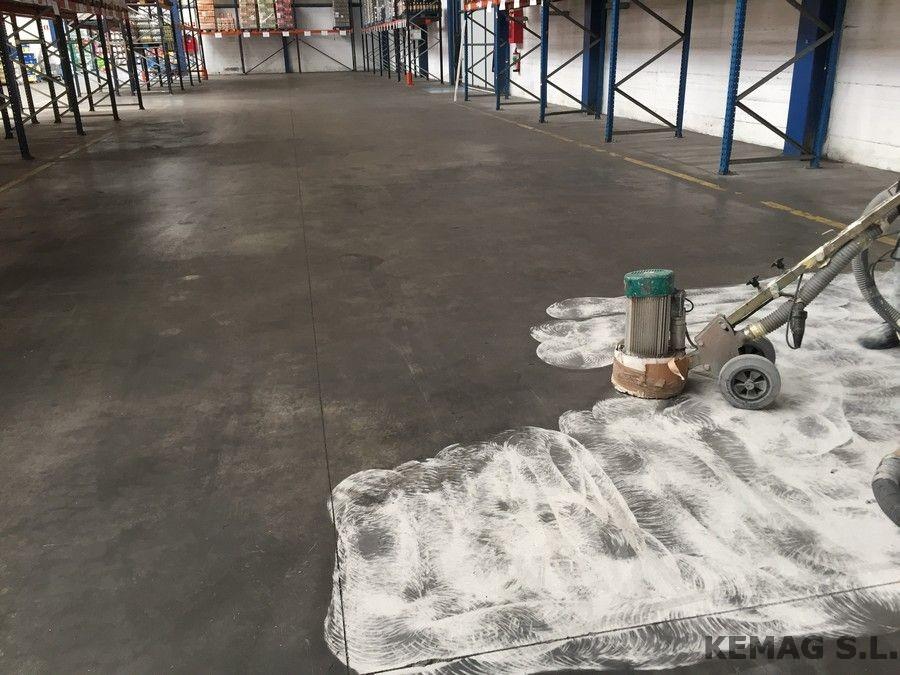 Pintura epoxi antideslizante para suelos kemag pavimentos - Antideslizante para suelos ...