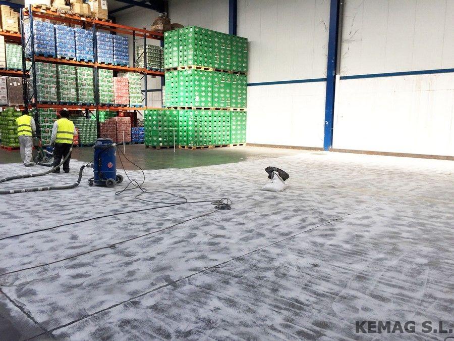 Pintura epoxi antideslizante para suelos kemag pavimentos - Pintura de suelos ...