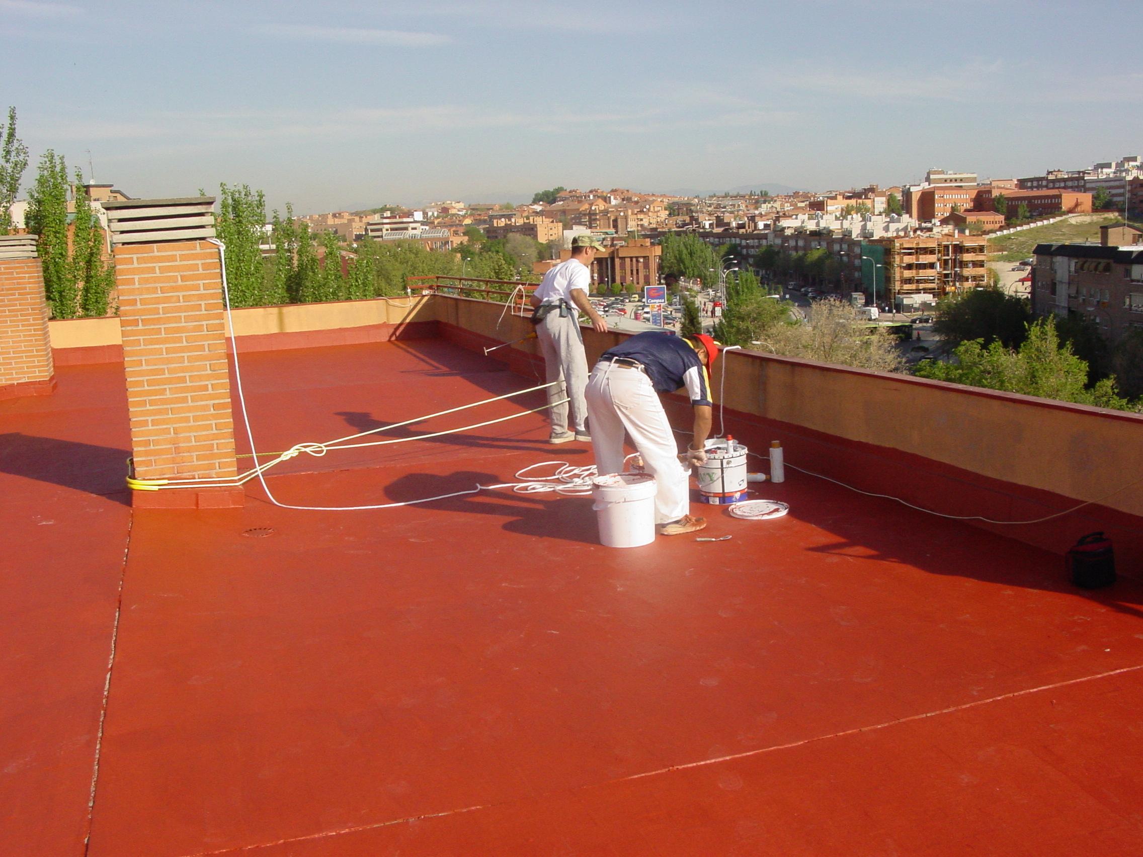 Impermeabilizaciones kemag pavimentos - Como impermeabilizar madera ...