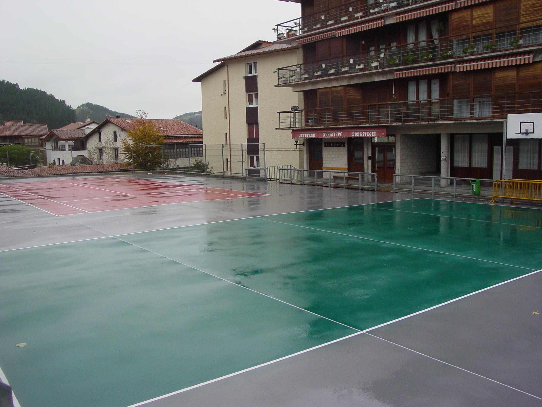 Impermeabilizar una cubierta transitable kemag pavimentos for Hacer una terraza