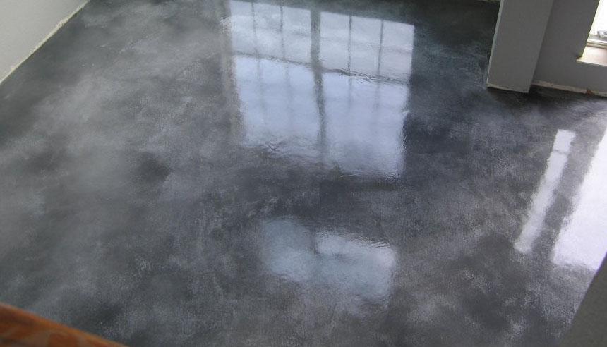 Microcemento versus cemento pulido kemag pavimentos - Suelo de cemento pulido precio ...