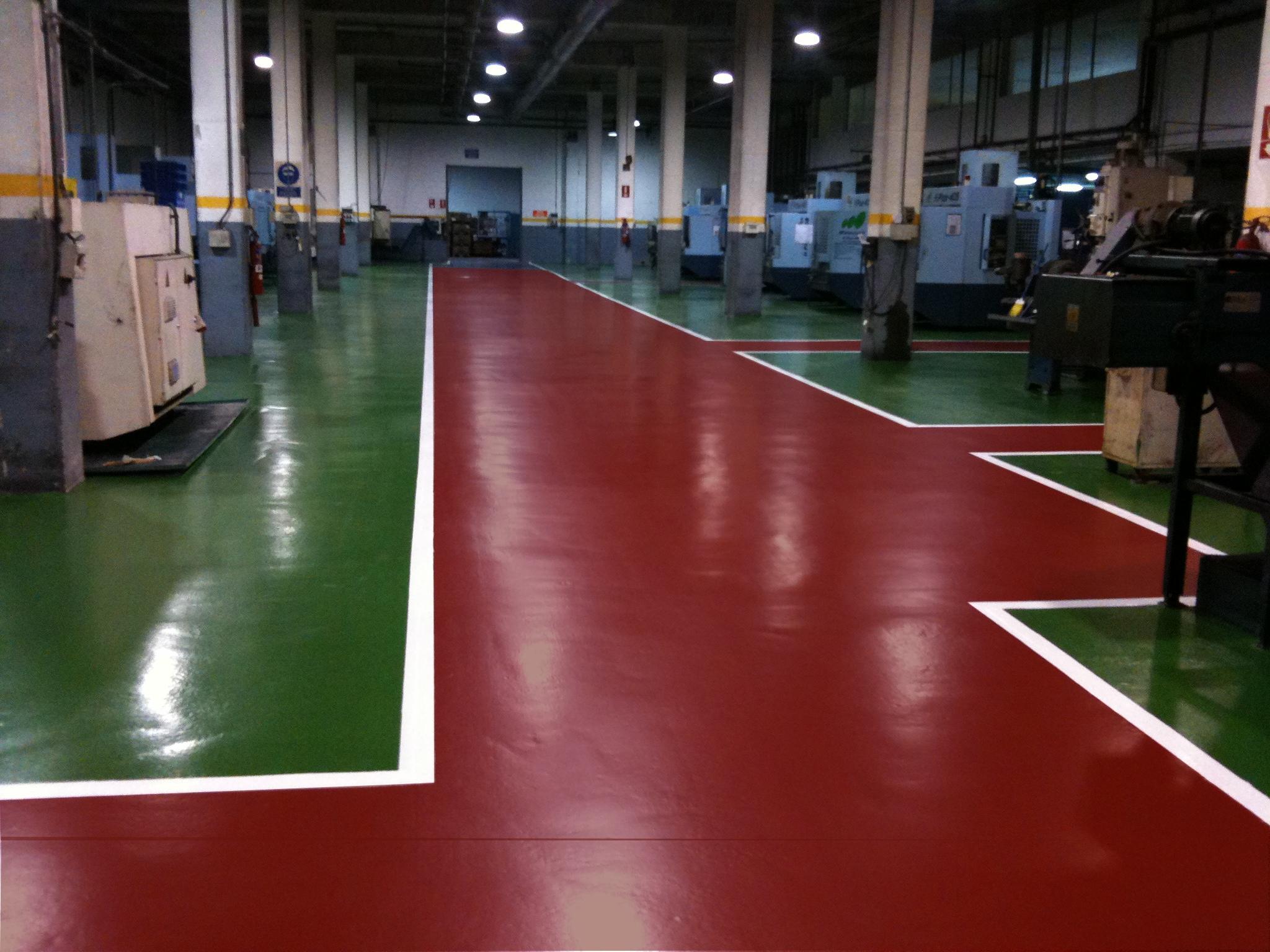 Pavimento epoxi autonivelante kemag pavimentos - Suelos de resina para exterior ...