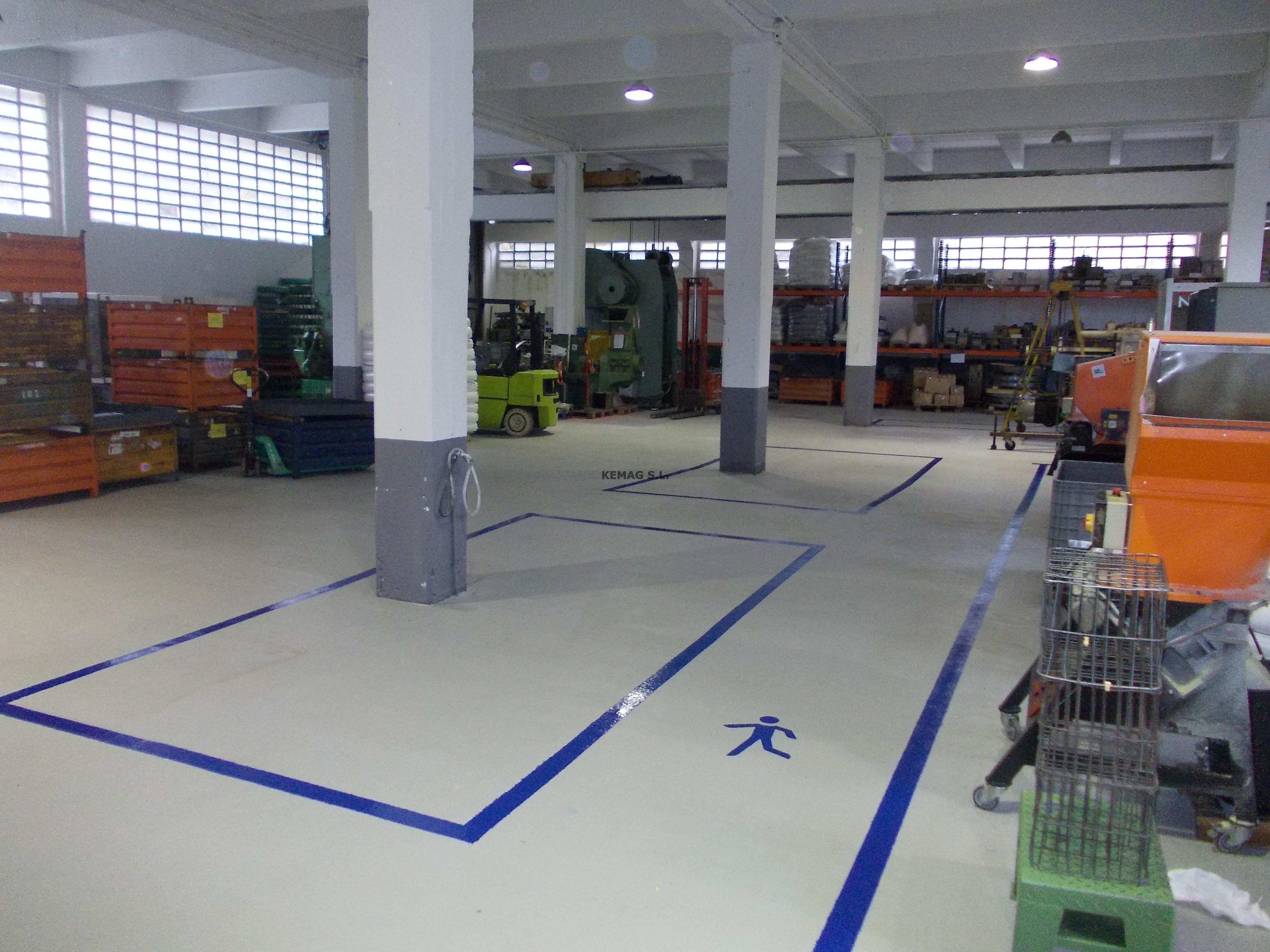 Pavimento Resina Antideslizante En Galdakao Vizcaya