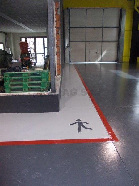 Pintura suelo garaje precio cool pintar parkings pintura for Pintura suelo parking