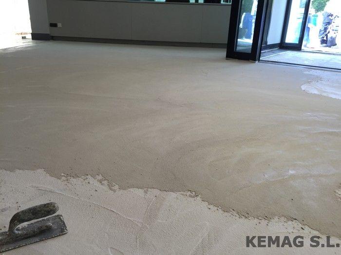 Suelo de microcemento en vizcaya kemag pavimentos - Que es el microcemento ...