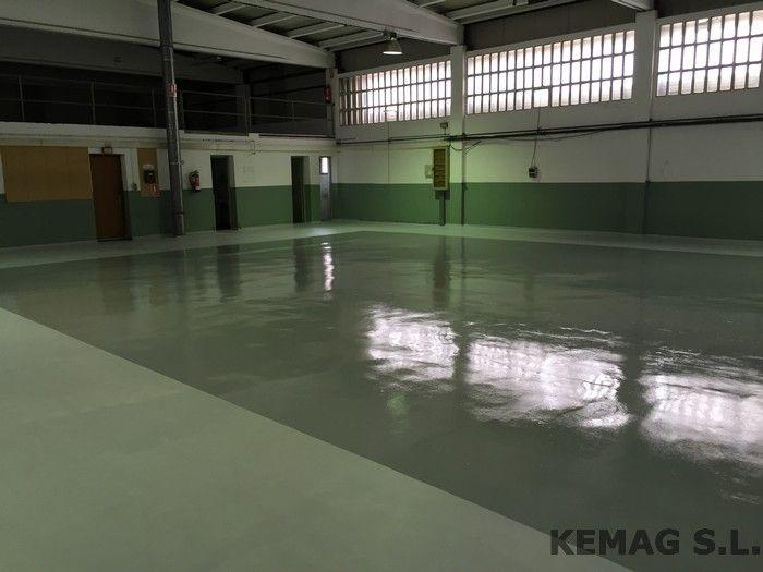 Suelo de resina en vizcaya kemag pavimentos - Suelos de resina para exterior ...