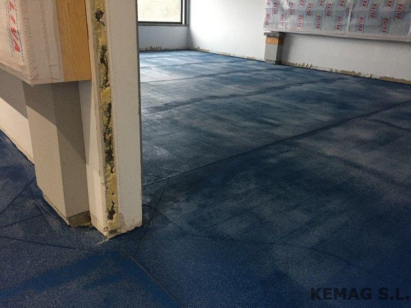 Pavimentos para suelo radiante elegant pavimento epoxy - Pavimento para suelo radiante ...